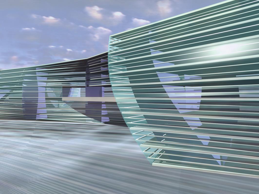 Europan 4: Jeumont Housing & High Speed Transport Interchange